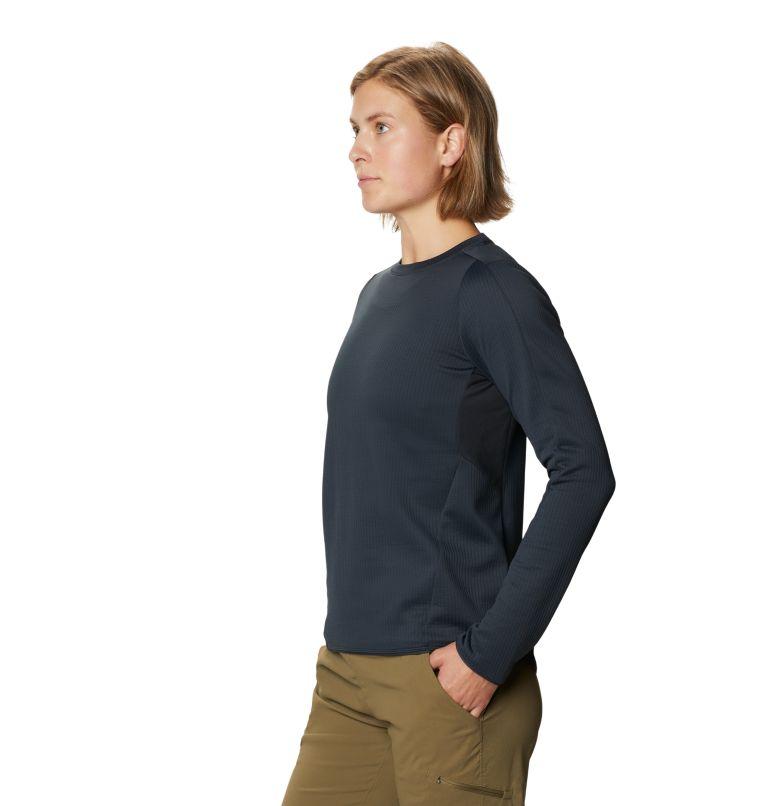 Cruxland™ Long Sleeve Shirt | 004 | S Women's Cruxland™ Long Sleeve Shirt, Dark Storm, a1