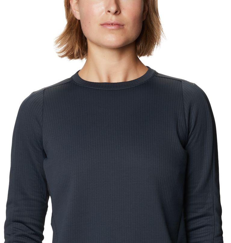 Cruxland™ Long Sleeve Shirt | 004 | S Women's Cruxland™ Long Sleeve Shirt, Dark Storm, a2