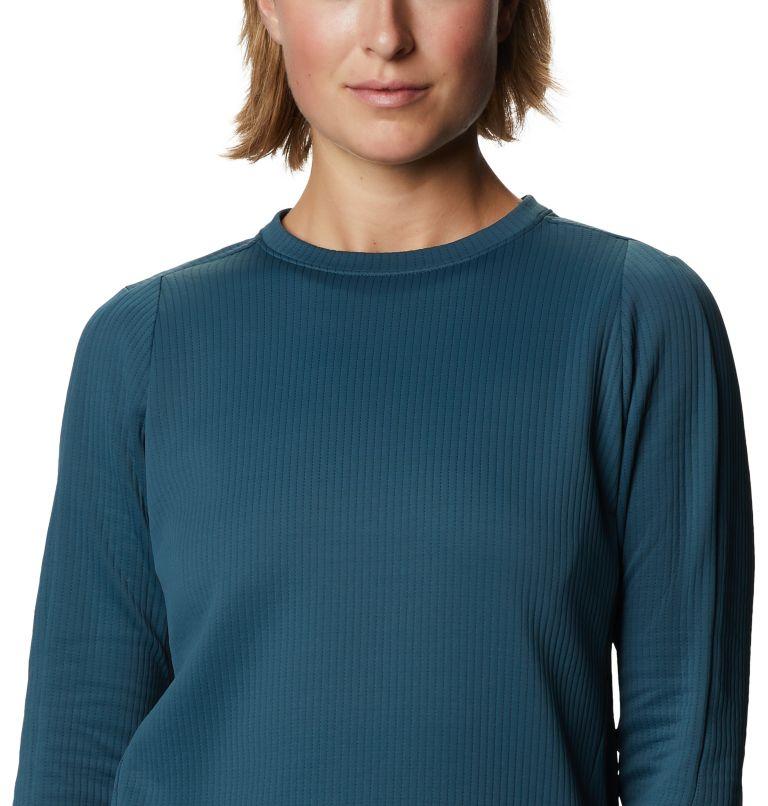 Cruxland™ Long Sleeve Shirt | 324 | S Chandail à manches longues Cruxland™ Femme, Icelandic, a2