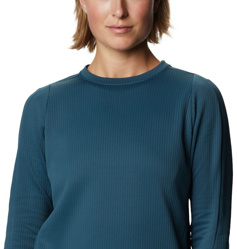 Cruxland™ Long Sleeve Shirt | 324 | L Women's Cruxland™ Long Sleeve Shirt, Icelandic, a2