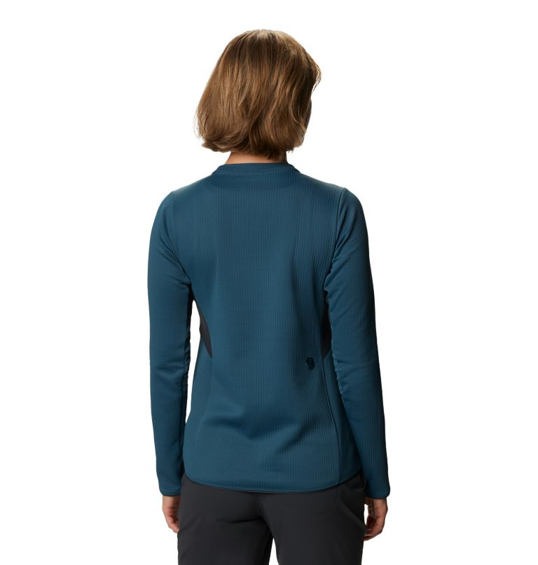 Cruxland™ Long Sleeve Shirt | 324 | L Chandail à manches longues Cruxland™ Femme, Icelandic, back
