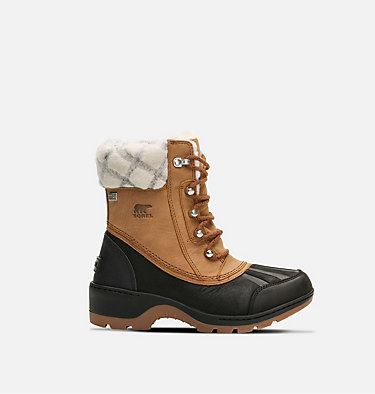 Women's Whistler™ Mid Boot WHISTLER™ MID | 224 | 6, Camel Brown, Black, front