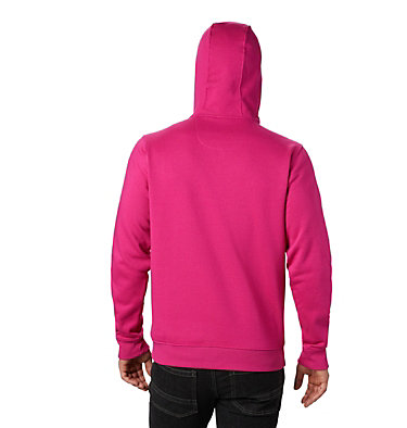 Men's South Lake™ Logo Hoodie South Lake™ Logo Hoodie   460   L, Groovy Pink, back