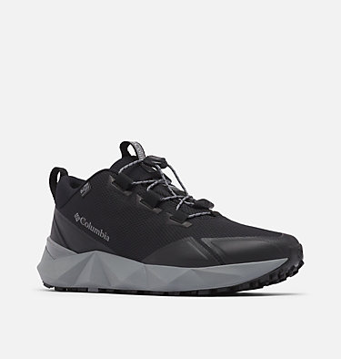 Men's Facet 30 OutDry Shoe FACET™ 30 OUTDRY™ | 010 | 10, Black, Ti Grey Steel, 3/4 front