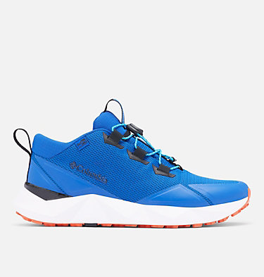 Zapatilla de deporte OutDry® Facet 30 para hombre FACET™ 30 OUTDRY™ | 010 | 10, Cobalt Blue, Autumn Orange, front