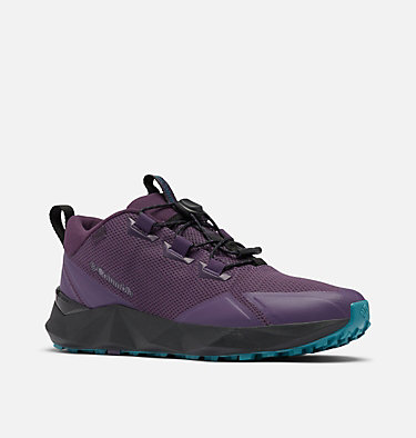 Men's Facet 30 OutDry Shoe FACET™ 30 OUTDRY™ | 010 | 10, Cyber Purple, River Blue, 3/4 front