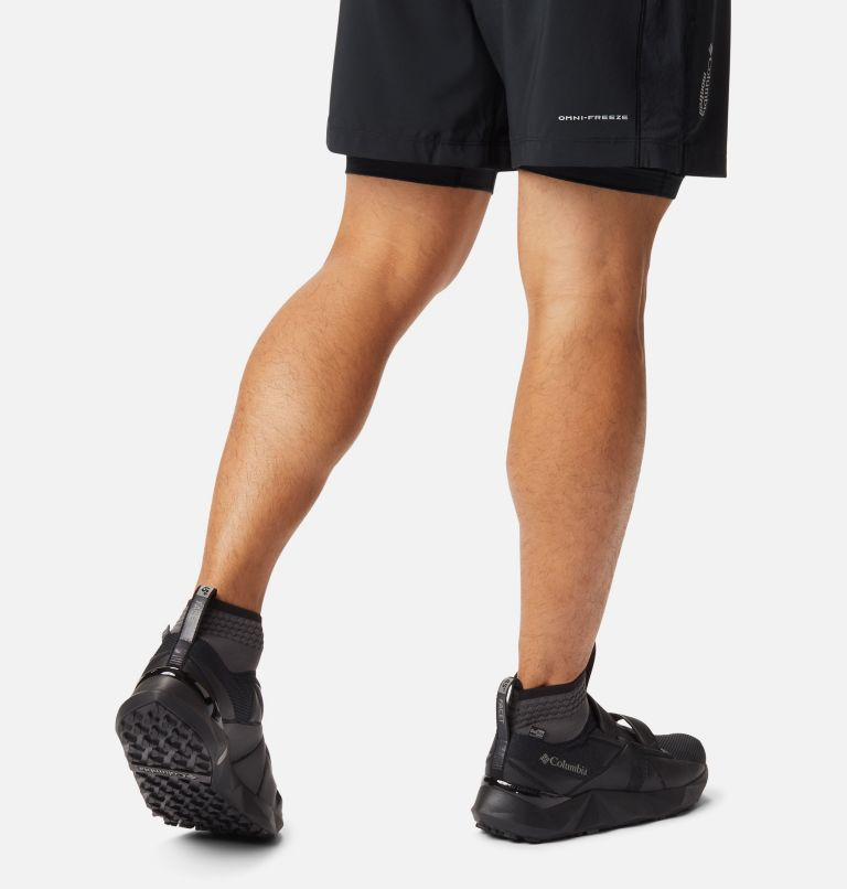 FACET™ 45 OUTDRY™ | 010 | 9 Men's Facet 45 OutDry Shoe, Black, Dark Grey, a9