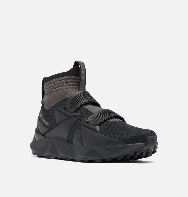 FACET™ 45 OUTDRY™ | 010 | 9 Men's Facet 45 OutDry Shoe, Black, Dark Grey, 3/4 front