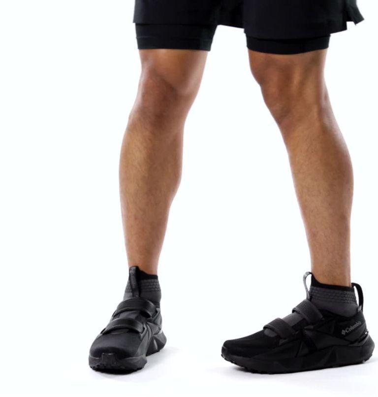 FACET™ 45 OUTDRY™ | 010 | 13 Men's Facet 45 OutDry Shoe, Black, Dark Grey, video