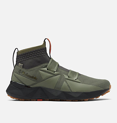 Men's Facet™ 45 OutDry™ Shoe FACET™ 45 OUTDRY™ | 397 | 10, Stone Green, Autumn Orange, front