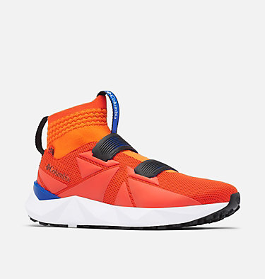 Men's Facet™ 45 OutDry™ Shoe FACET™ 45 OUTDRY™ | 811 | 10, Autumn Orange, Cobalt Blue, 3/4 front
