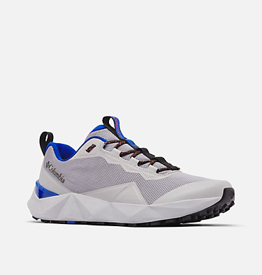 Men's Facet™ 15 Shoe FACET™ 15 | 010 | 10, Steam, Cobalt Blue, 3/4 front
