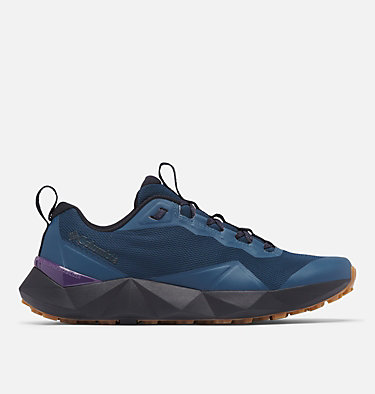 Men's Facet 15 Shoe FACET™ 15 | 010 | 10, Petrol Blue, Cyber Purple, front