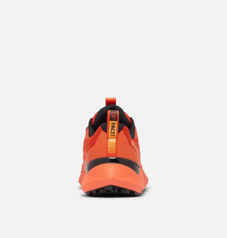 FACET™ 15 | 811 | 9 Chaussure Facet™ 15 pour homme, Autumn Orange, Persimmon, back