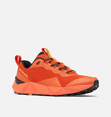 Men's Facet 15 Shoe FACET™ 15 | 010 | 10.5, Autumn Orange, Persimmon, 3/4 front