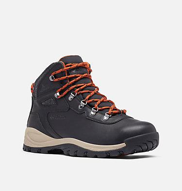 Men's Newton Ridge Luxe Hiking Boot  NEWTON RIDGE™ LUXE   010   11.5, Black, Cedar, 3/4 front