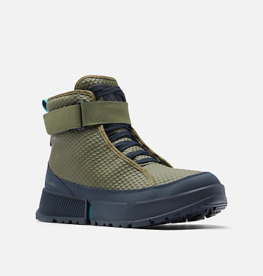 Men's Hyper-Boreal™ Omni-Heat™ Lace Boot HYPER-BOREAL™ OMNI-HEAT™ LACE | 439 | 10, Nori, River Blue, 3/4 front