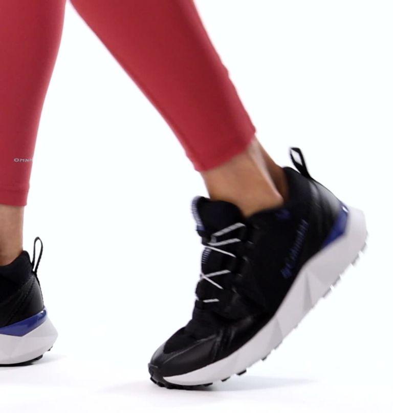 FACET™ 30 OUTDRY™ | 010 | 9.5 Women's Facet™ 30 OutDry™ Shoe, Black, Night Tide, video