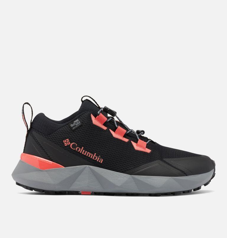 FACET™ 30 OUTDRY™   012   5 Women's Facet™ 30 OutDry™ Shoe, Black, Red Coral, front