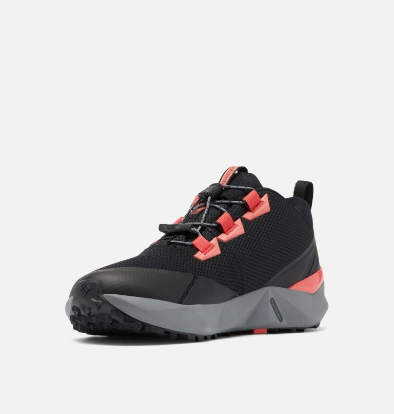 FACET™ 30 OUTDRY™ | 012 | 9 Women's Facet™ 30 OutDry™ Shoe, Black, Red Coral