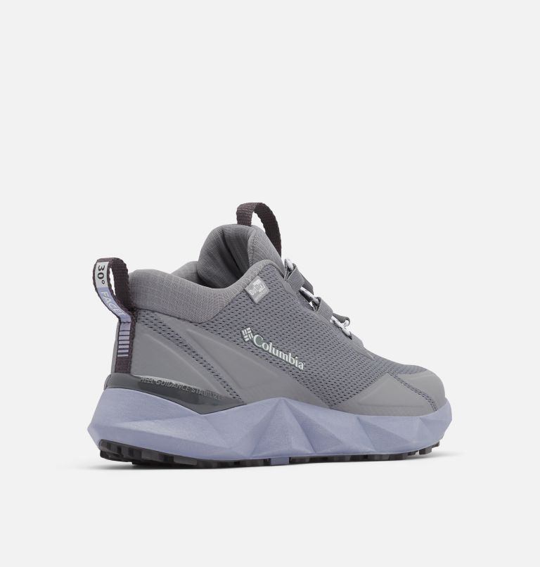 FACET™ 30 OUTDRY™ | 033 | 5 Women's Facet™ 30 OutDry™ Shoe, Ti Grey Steel, New Moon, 3/4 back