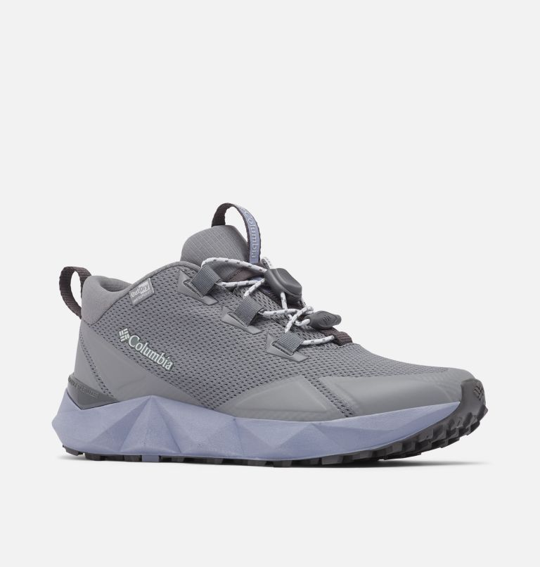 FACET™ 30 OUTDRY™ | 033 | 5 Women's Facet™ 30 OutDry™ Shoe, Ti Grey Steel, New Moon, 3/4 front