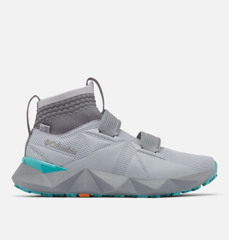 FACET™ 45 OUTDRY™ | 088 | 5 Chaussure Facet 45 OutDry femme, Steam, Teal, front