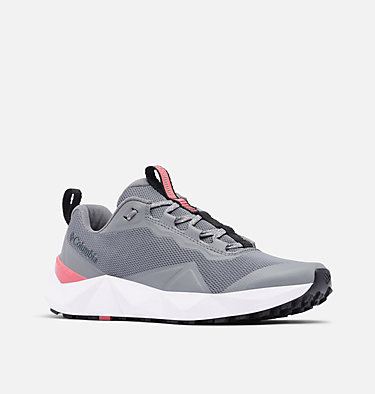 Women's Facet 15 Shoe FACET™ 15 | 033 | 10, Ti Grey Steel, Rouge Pink, 3/4 front