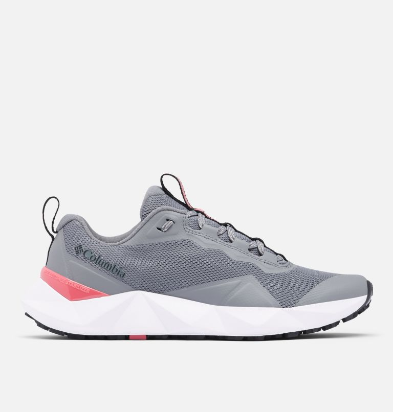 FACET™ 15 | 033 | 6.5 Chaussure Facet 15 femme, Ti Grey Steel, Rouge Pink, front
