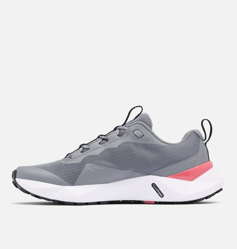 FACET™ 15 | 033 | 9.5 Women's Facet™ 15 Shoe, Ti Grey Steel, Rouge Pink, medial