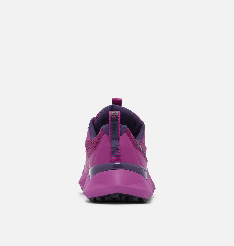 FACET™ 15 | 621 | 10.5 Women's Facet™ 15 Shoe, Berry Jam, Deep Purple, back