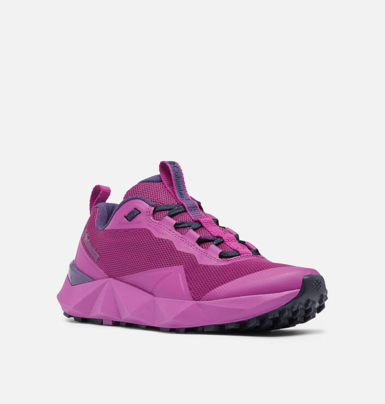 FACET™ 15 | 621 | 9.5 Women's Facet™ 15 Shoe, Berry Jam, Deep Purple, 3/4 front