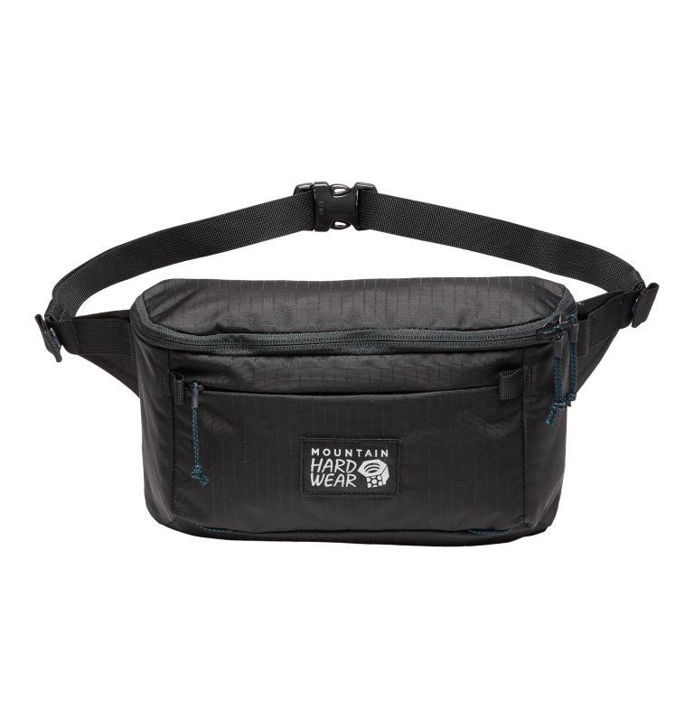 Road Side™ Waist Pack | 010 | O/S Sac de taille Road Side™, Black, front