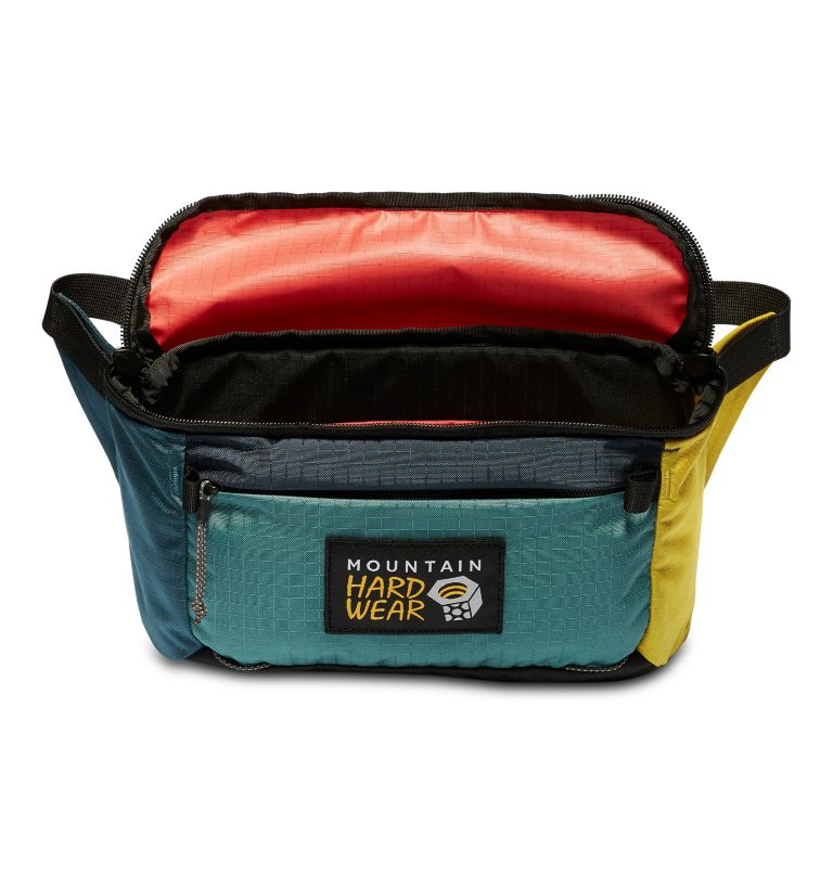 Road Side™ Waist Pack | 795 | O/S Road Side™ Waist Pack, Washed Turq, Multi, a2