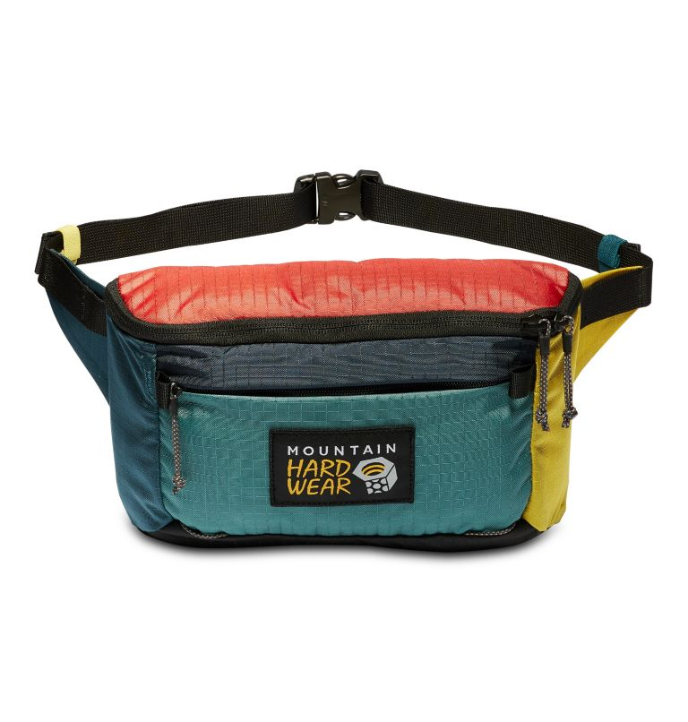 Road Side™ Waist Pack | 795 | O/S Road Side™ Waist Pack, Washed Turq, Multi, front