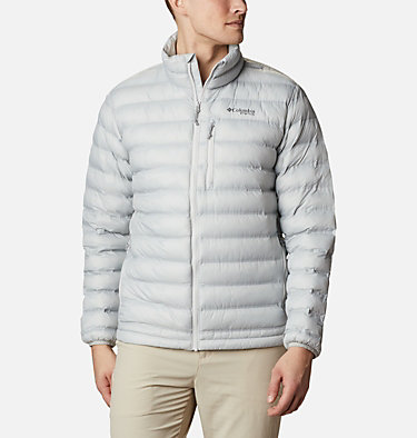 Men's Force XII™ Omni-Heat™ Heat Seal Puffy Jacket Force XII™ OH Heat Seal Puffy | 019 | M, Cool Grey, front