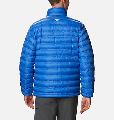 Men's Force XII™ Omni-Heat™ Heat Seal Puffy Jacket Force XII™ OH Heat Seal Puffy | 019 | M, Vivid Blue, back