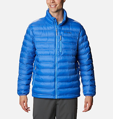 Men's Force XII™ Omni-Heat™ Heat Seal Puffy Jacket Force XII™ OH Heat Seal Puffy | 019 | M, Vivid Blue, front