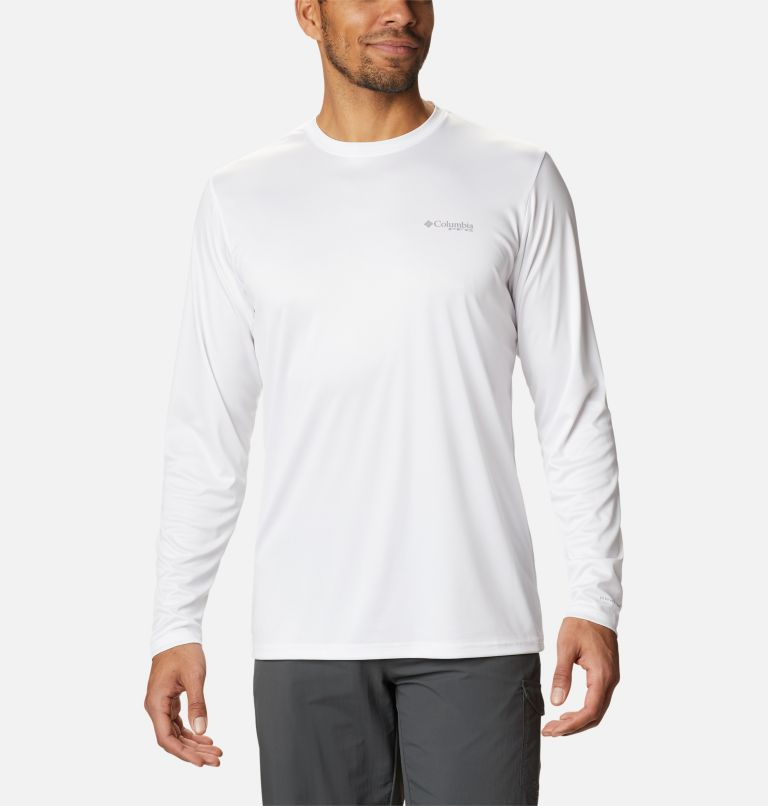 Men's PFG Terminal Tackle™ Vintage Fish Long Sleeve Shirt Men's PFG Terminal Tackle™ Vintage Fish Long Sleeve Shirt, back