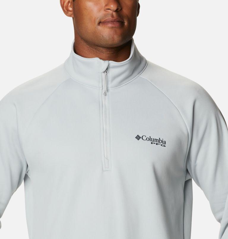 Men's PFG Terminal Tackle™ Quarter Zip Fleece Men's PFG Terminal Tackle™ Quarter Zip Fleece, a2