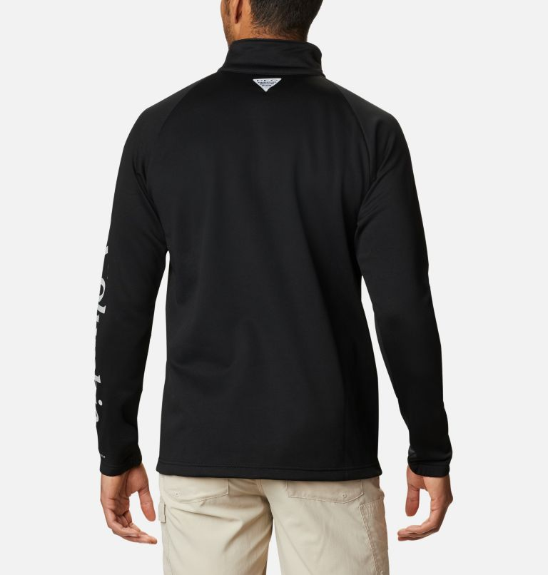 Men's PFG Terminal Tackle Quarter Zip Fleece - Tall Men's PFG Terminal Tackle Quarter Zip Fleece - Tall, back