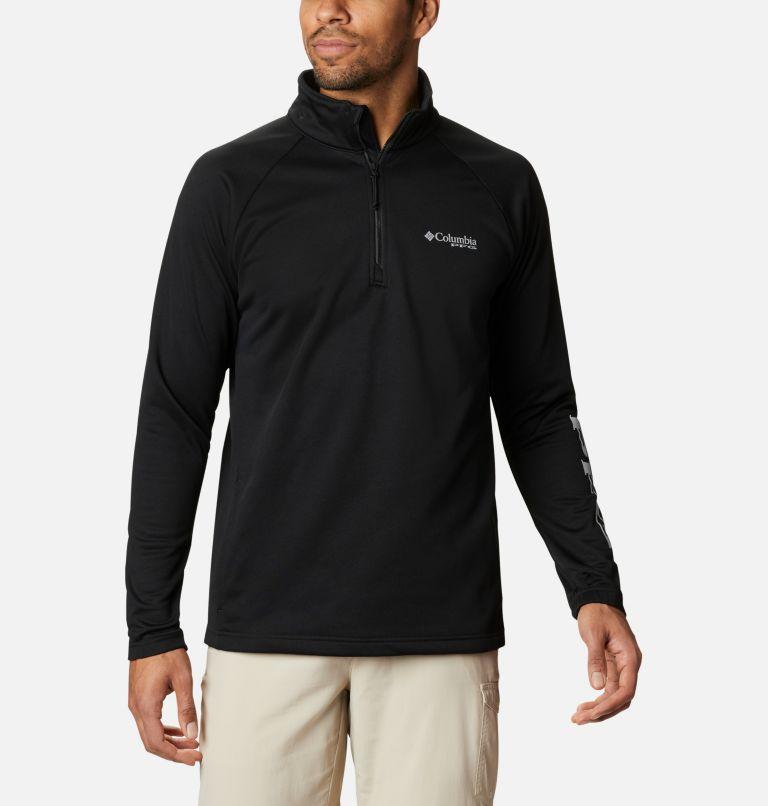 Men's PFG Terminal Tackle Quarter Zip Fleece - Tall Men's PFG Terminal Tackle Quarter Zip Fleece - Tall, front
