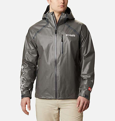 Men's PFG Terminal™ OutDry™ Ex Jacket PFG Terminal™ ODX Jacket | 023 | S, City Grey, front