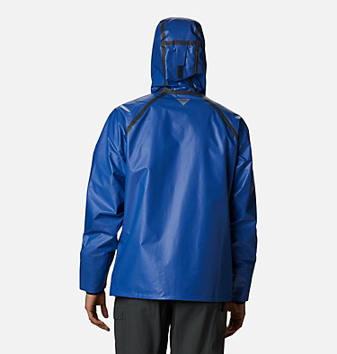 Men's PFG Terminal™ OutDry™ Ex Jacket PFG Terminal™ ODX Jacket | 023 | S, Azul, back
