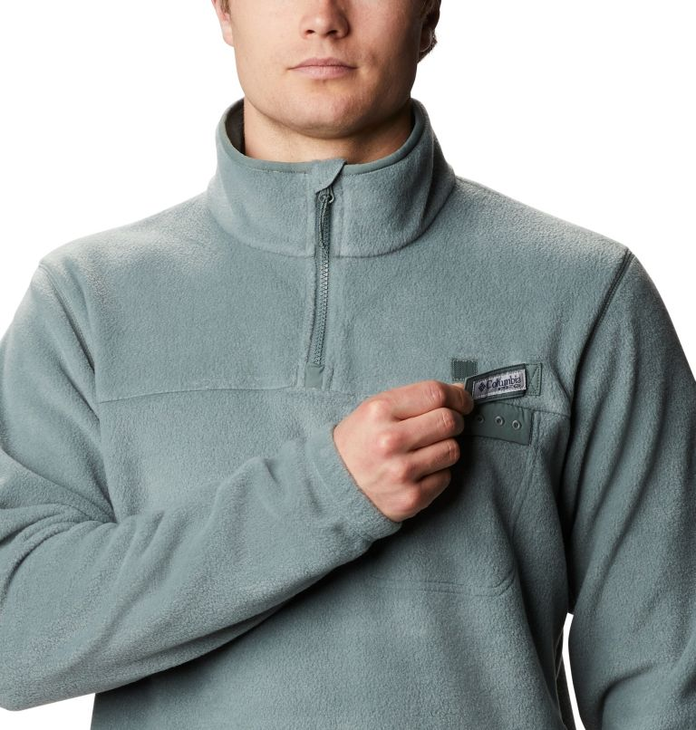 Men's PFG Grander Marlin™ MTR Fleece Pullover Men's PFG Grander Marlin™ MTR Fleece Pullover, a2