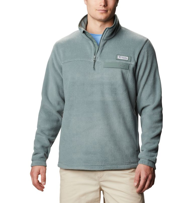 Men's PFG Grander Marlin™ MTR Fleece Pullover Men's PFG Grander Marlin™ MTR Fleece Pullover, front