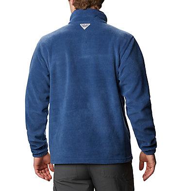 Men's PFG Grander Marlin™ MTR Fleece Pullover Grander Marlin™ MTR Fleece Pullover | 010 | XS, Carbon, back