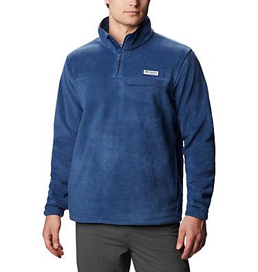 Men's PFG Grander Marlin™ MTR Fleece Pullover Grander Marlin™ MTR Fleece Pullover | 010 | XS, Carbon, front