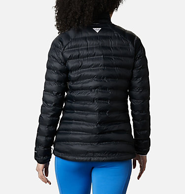Women's Ultimate Catch™ Omni-Heat™ Heat Seal Puffy Jacket Ultimate Catch™ OH Heat Seal Puffy | 010 | M, Black, back