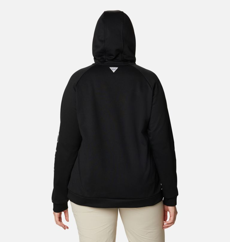 Women's PFG Tidal™ Fleece Hoodie - Plus Size Women's PFG Tidal™ Fleece Hoodie - Plus Size, back